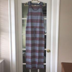 Gap Tank Style Maxi Dress